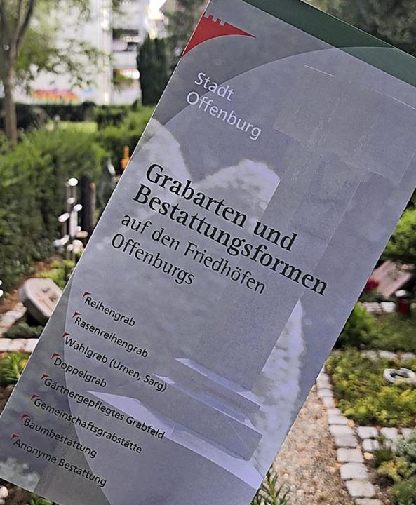 Der neue Info-Flyer  | Foto: Stadt Offenburg
