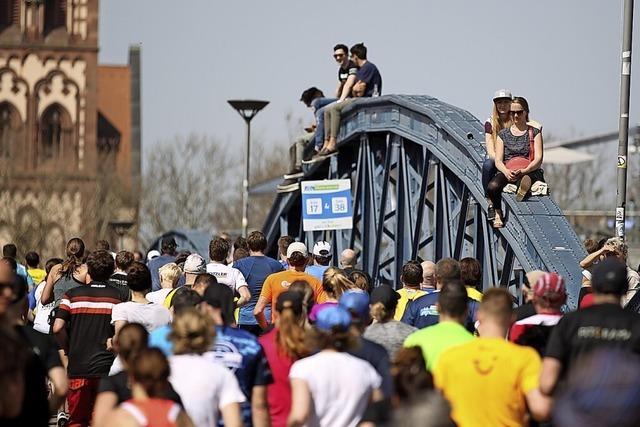 Im April 2021 könnte der Freiburg-Marathon wieder stattfinden