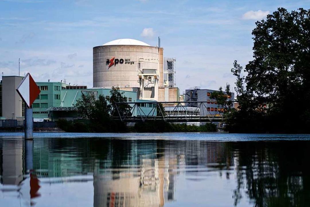 Das Atomkraftwerk Beznau ist seit mehr als 50 Jahren in Betrieb.  | Foto: FABRICE COFFRINI (AFP)