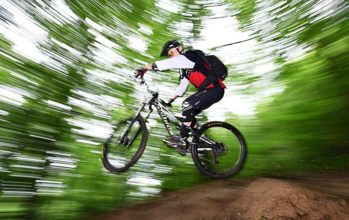 Nicht alle Trails in der Region sind f...eichermaßen zu empfehlen (Symbolbild).  | Foto: Patrick Seeger