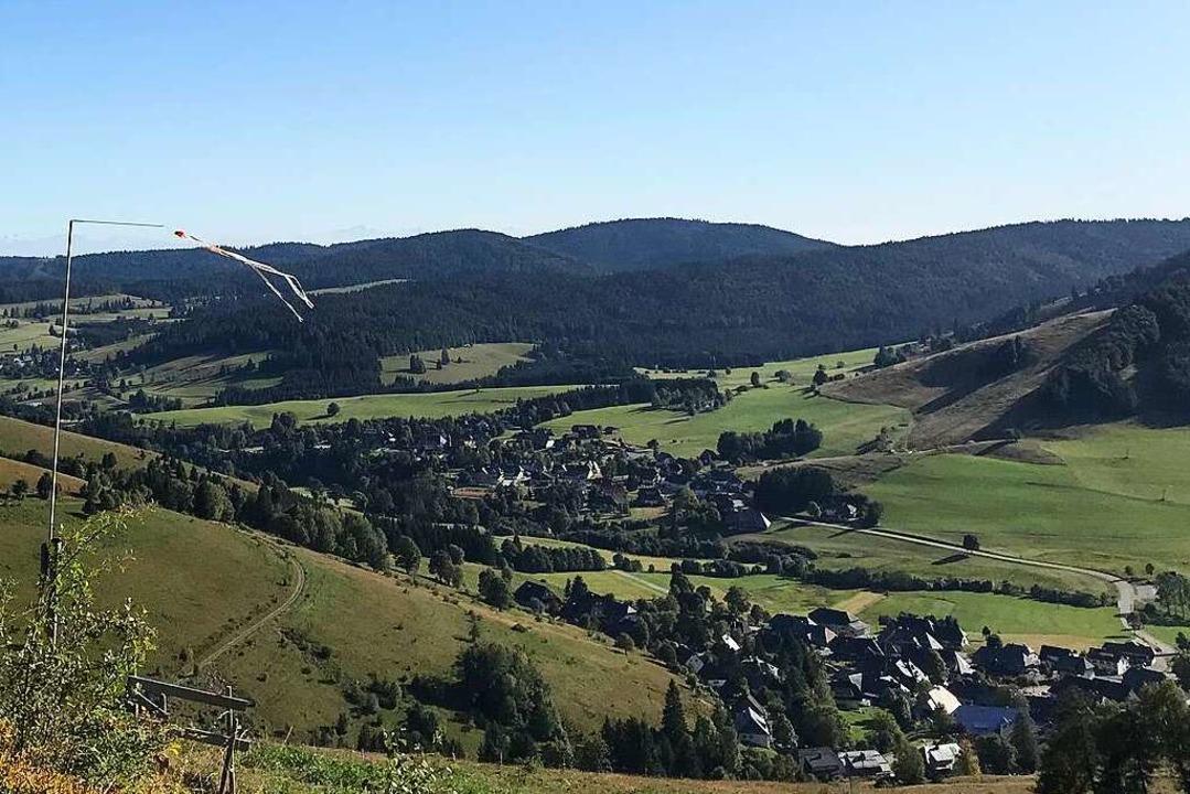 Das Bernauer Hochtal erstreckt sich auf einer Höhe von 900 bis 1400 Meter.  | Foto: Bernhard Amelung