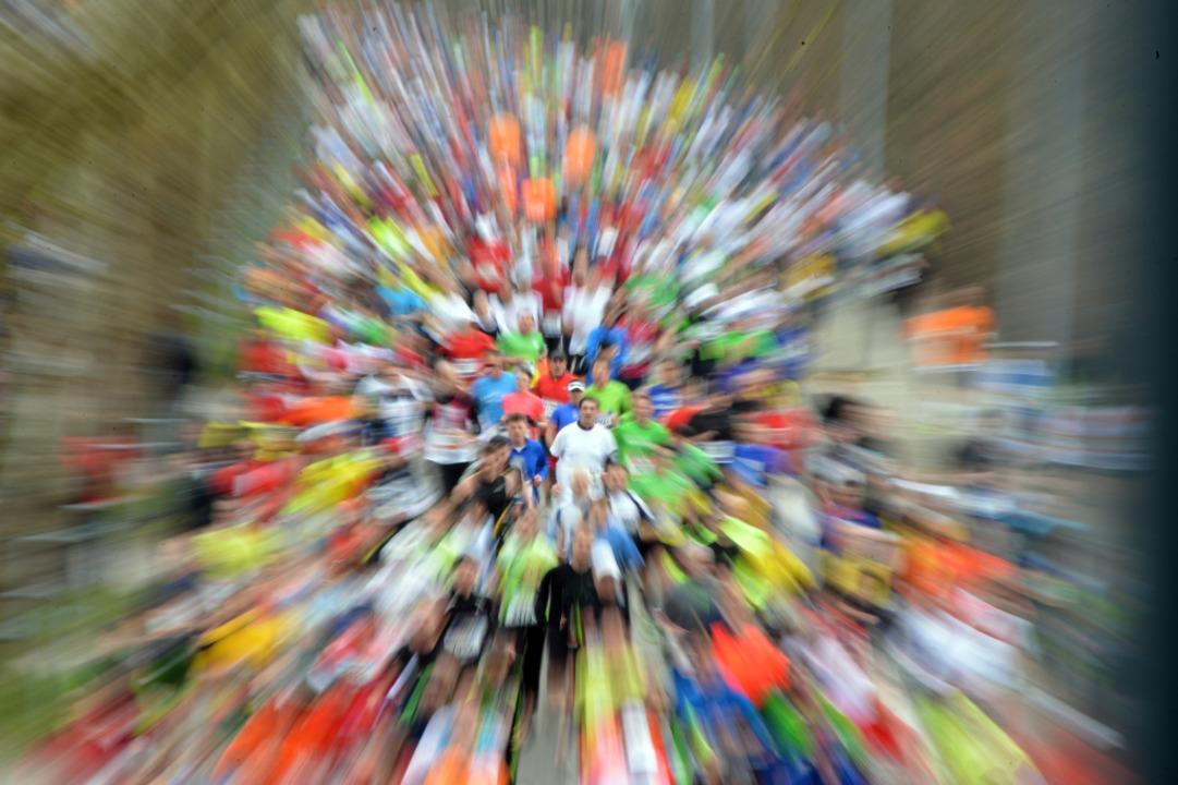 Feiert der Freiburg-Marathon – h...ild – im Frühjahr sein Comeback?  | Foto: Patrick Seeger