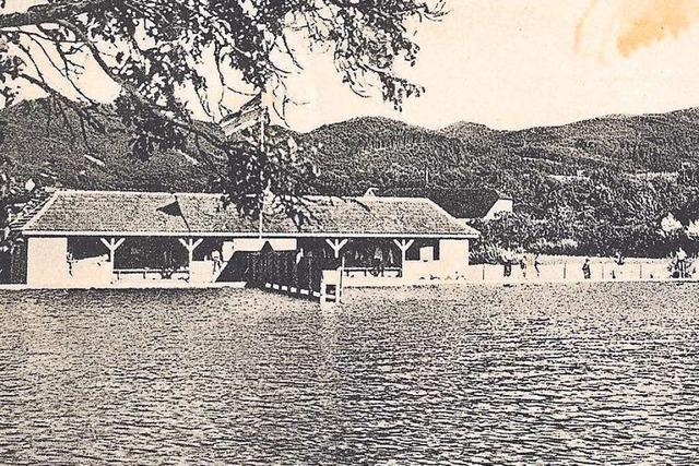 Freiburg-St. Georgen erkämpfte vor 25 Jahren den Erhalt seines Bads
