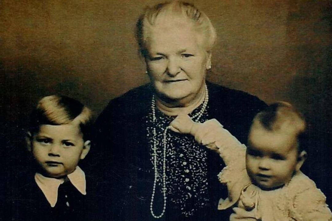 Sophia Bohn führte viele Jahre den Schuhladen Bohn.  | Foto: zvG
