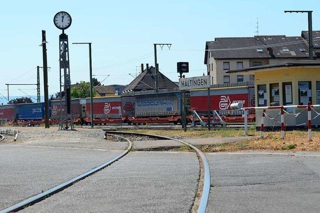 Die Kandertalbahn mit der Rheintalbahn zu verbinden wird eine Herausforderung