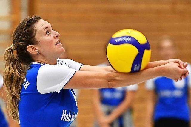 Drittligisten vor Rückkehr ans Volleyballnetz optimistisch