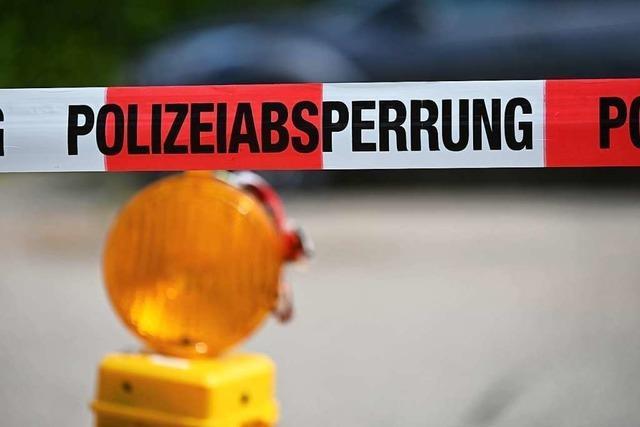 B317 nach Unfall Richtung Schopfheim wieder offen