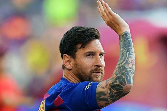 Fans entsetzt: Lionel Messi will den FC Barcelona verlassen