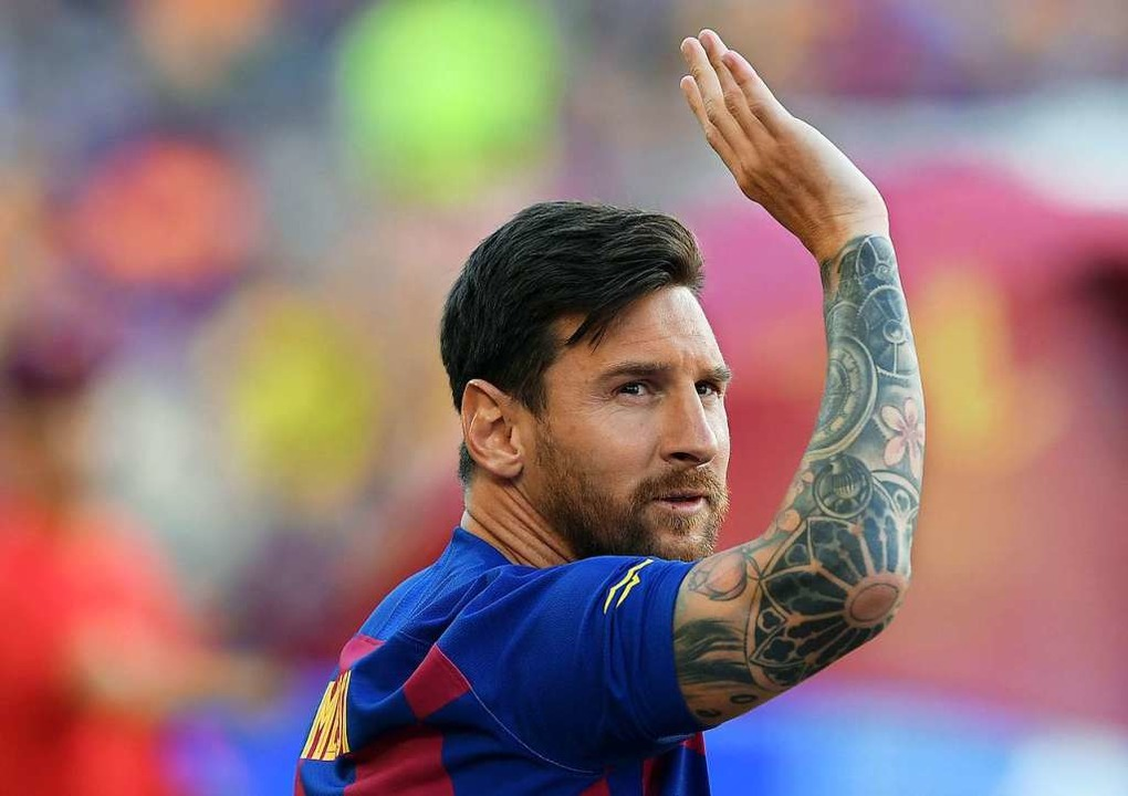 Weltfußballer, Weltstar seines Sports: Lionel Messi    Foto: JOSEP LAGO (AFP)
