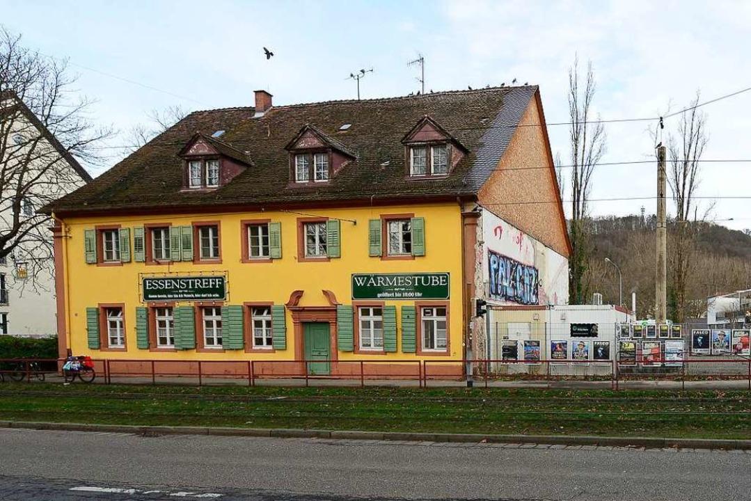 Im Freiburger Essenstreff an der Schwa...straße gibt es interne Streitigkeiten.  | Foto: Ingo Schneider