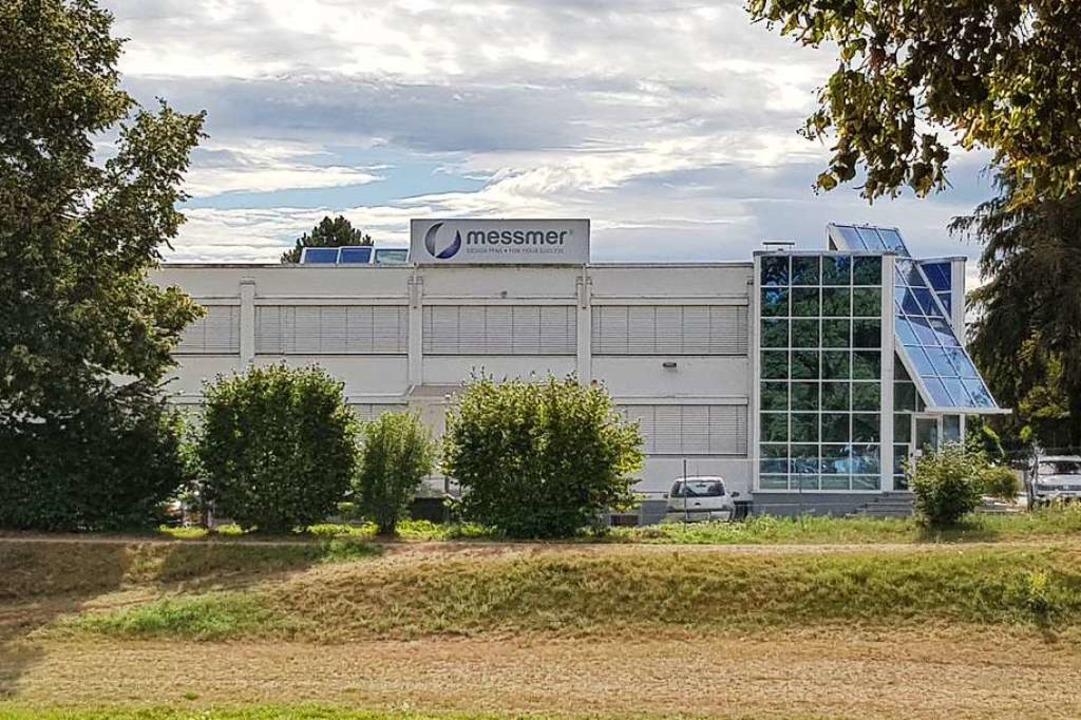 Seit 1986 ist die Firma Messmer Pen in... Schützenstraße nahe der Elz ansässig.  | Foto: Gerhard Walser