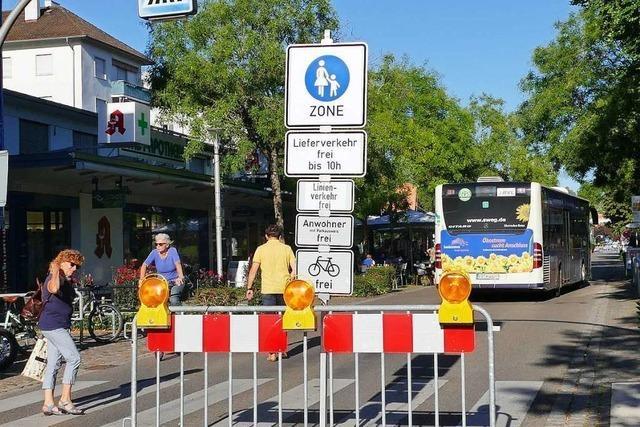 Der Weiler Gemeinderat soll zu einer Fußgängerzonen-Sondersitzung zusammenkommen