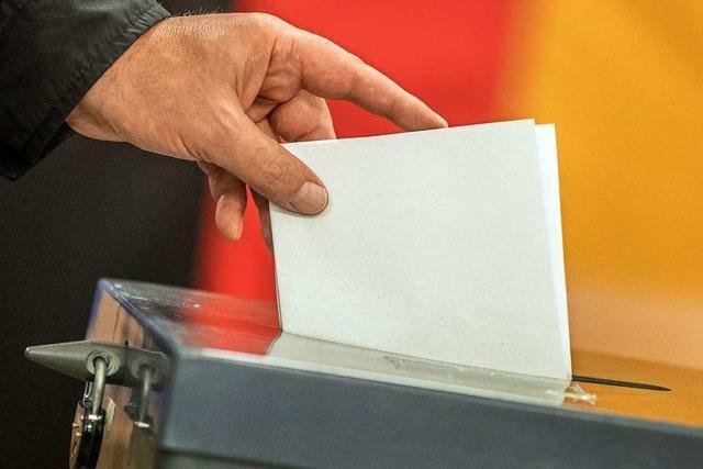 Peter Weiß bejubelt Beschlüsse zum Wahlrecht, Johannes Fechner kritisiert sie