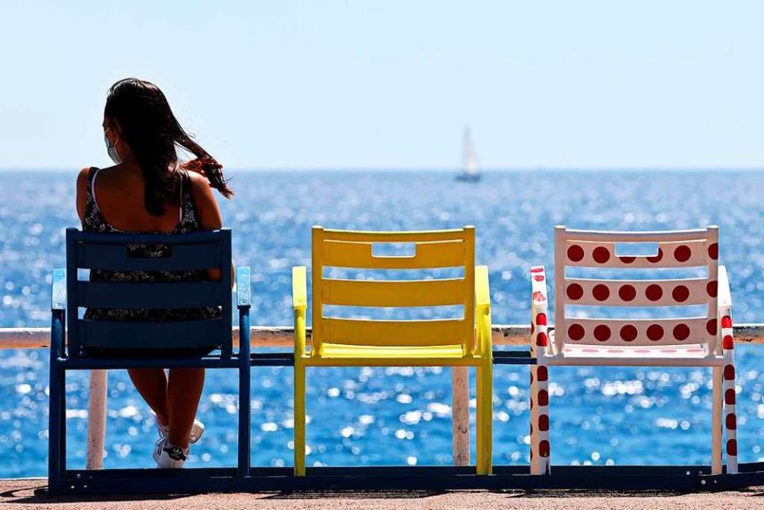 Steigende  Corona-Infektionen – ...Urlaubsrückkehrern aus Risikogebieten?  | Foto: KENZO TRIBOUILLARD (AFP)