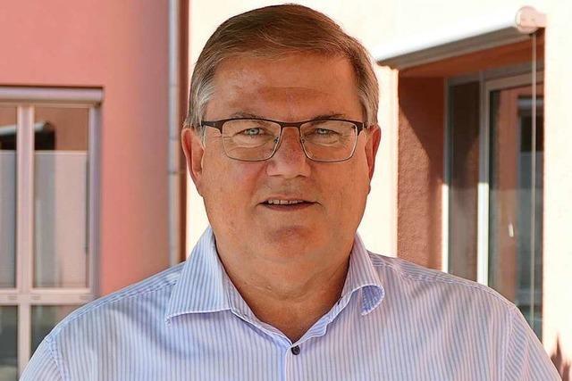 Neuenburgs Bürgermeister Schuster: