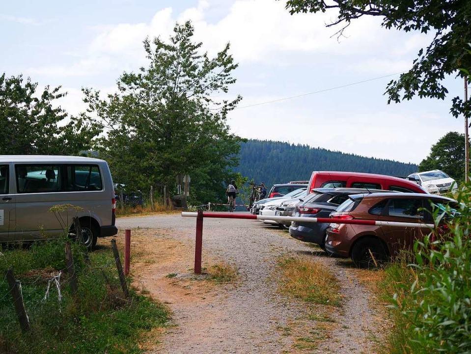 An sommerlichen Tagen geht es am Schluchsee chaotisch zu.  | Foto: Eva Korinth