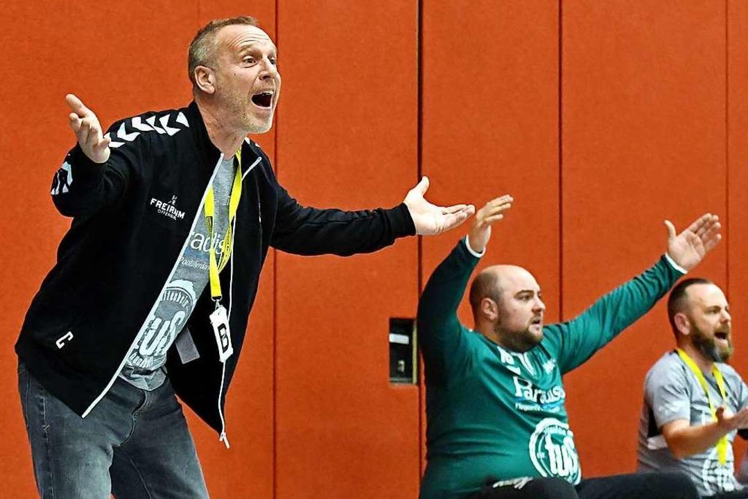 Hinter den Kulissen unterstützt Ex-Kee...) auch bei der SG Köndringen-Teningen.    Foto: Wolfgang Künstle