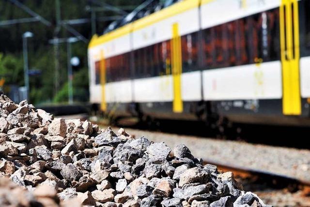 Bahnstrecke zwischen Seebrugg und Titisee wird für drei Monate gesperrt