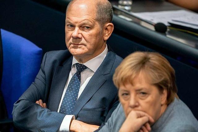 Die große Koalition ist in Corona-Zeiten pragmatisch – bis zur Dickfelligkeit