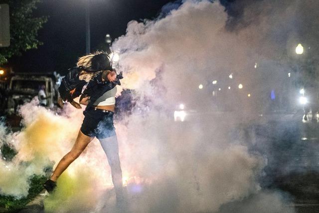 Zwei Tote bei Protesten in den USA