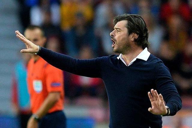 Ciriaco Sforza wird neuer Trainer des FC Basel