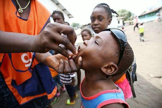 Der erfolgreiche Kampf gegen das Polio-Virus ist ein historischer Sieg für Afrikas Gesundheitsbehörden