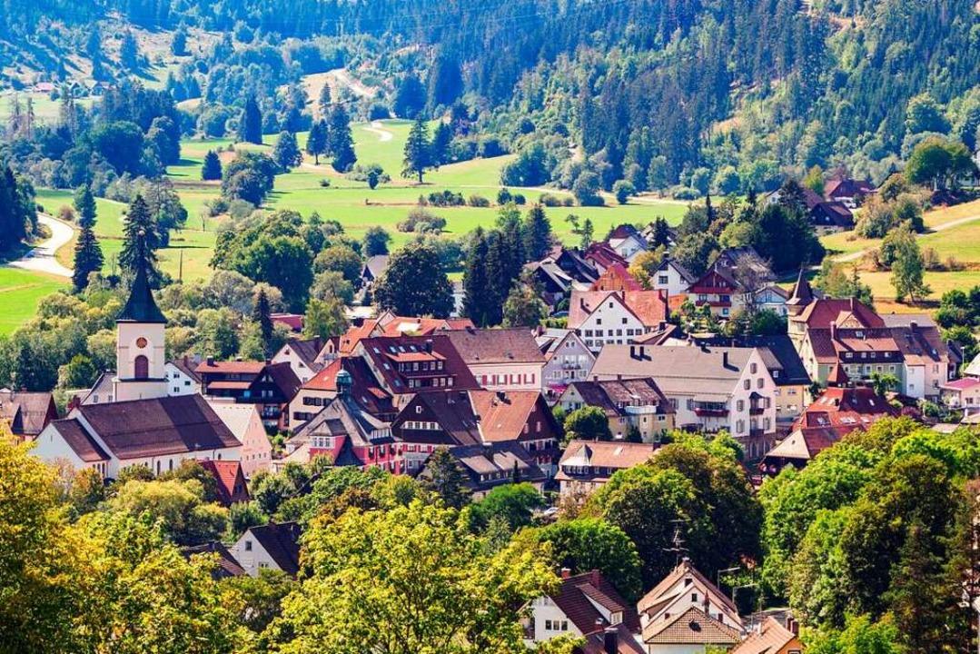 Die Gemeinde Lenzkirch befindet sich in der Mitte des Hochschwarzwalds.  | Foto: zackosandereseite