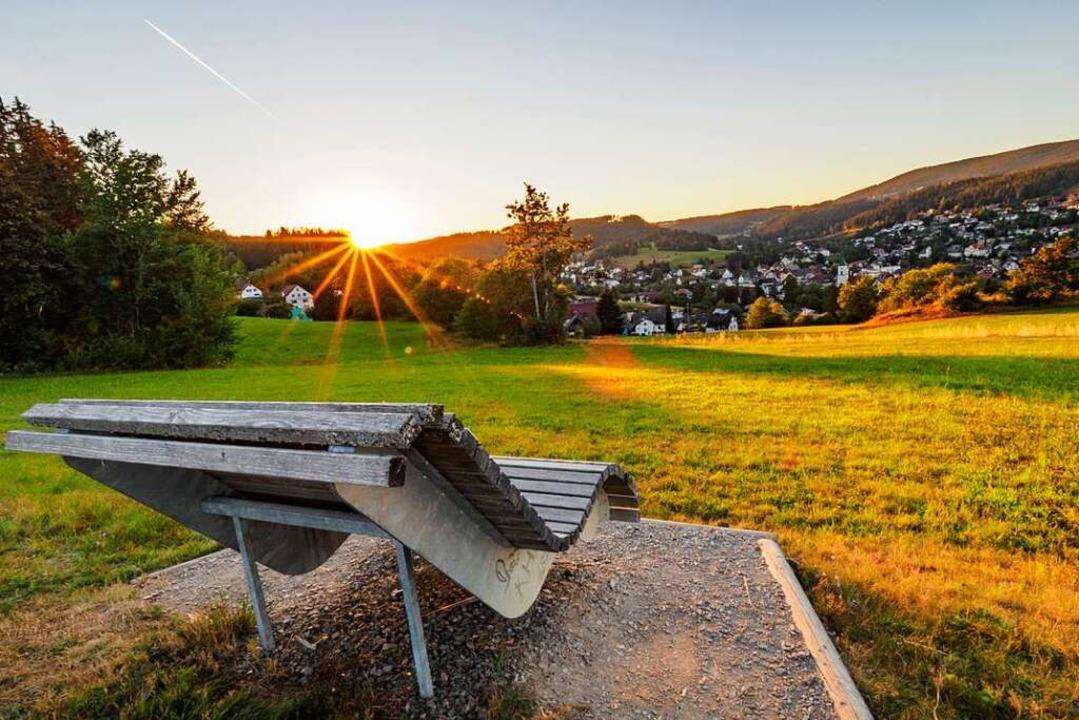 In Lenzkirch kann man gut entspannen.  | Foto: zackosandereseite