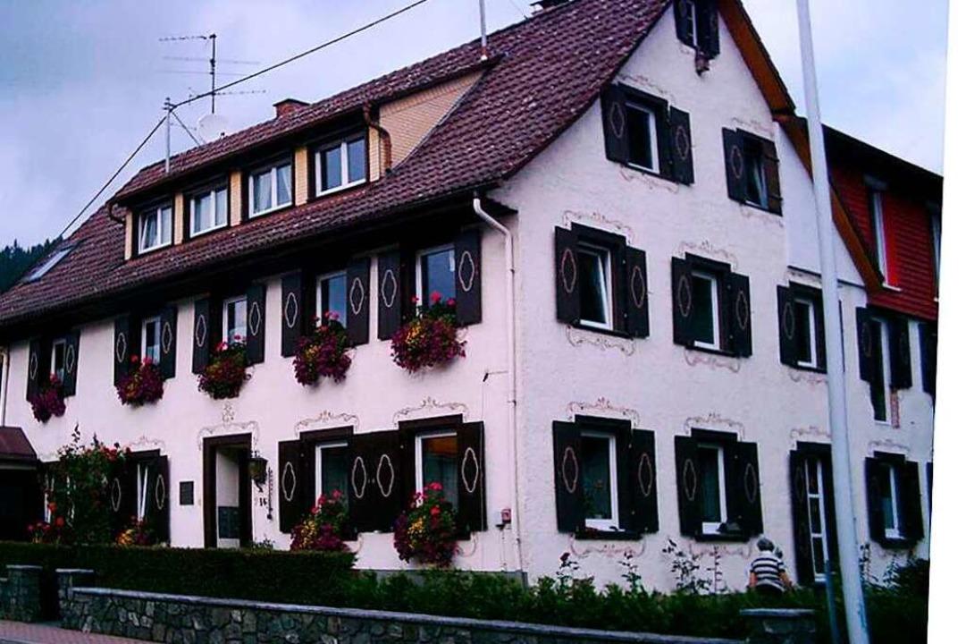 In diesem Haus fand Hindemith Zuflucht vor den Nationalsozialisten.  | Foto: manfred g. haderer
