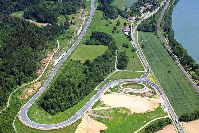 Ausbau der Hochrheinautobahn liegt trotz Corona-Krise im Plan