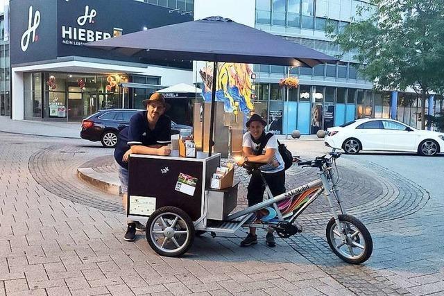 Warum die mobile Jugendarbeit in Rheinfelden mit einer Rikscha unterwegs ist