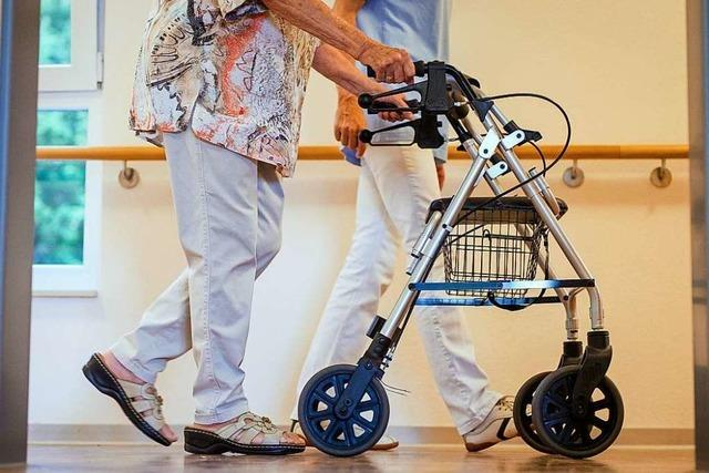 Wer in der Pflege arbeitet, muss kreativ Probleme lösen können