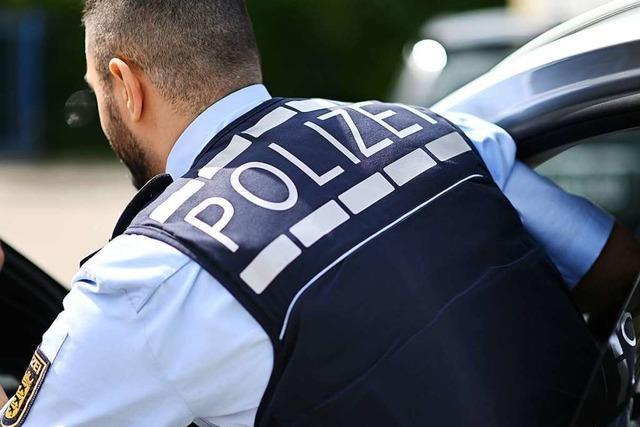 Polizei in Lörrach muss wegen häuslicher Gewalt ausrücken