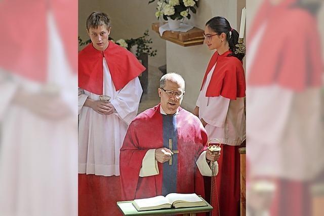 Patrozinium ohne Prozession