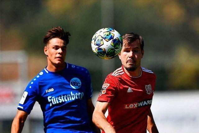 Frederick Polzer ist der Corona-Glücksfall des Freiburger FC