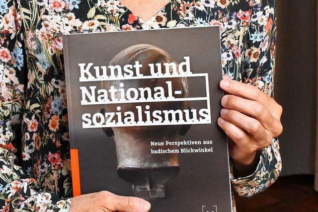 Lörracher Hefte beleuchten Geschichte der Kunst in der NS-Zeit in Südbaden