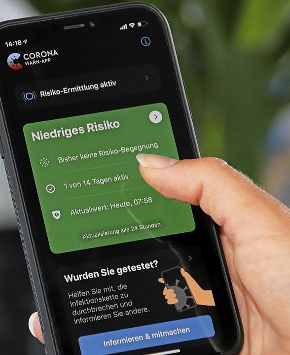 Zwei Warn-Apps, aber kein Kontakt - Bad Säckingen