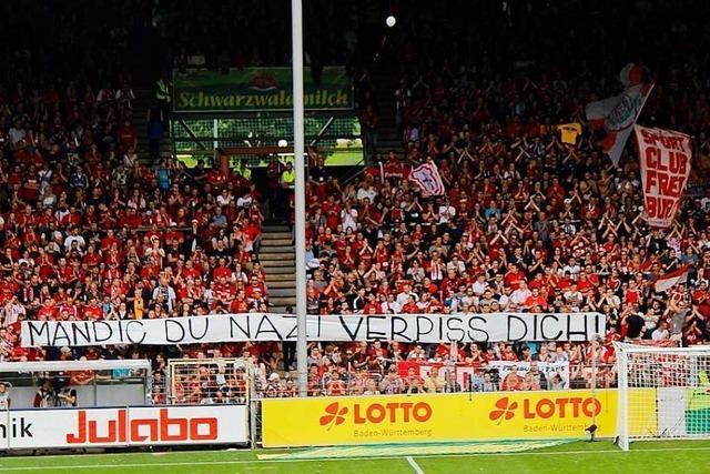 SC-Fans durften Freiburger AfD-Stadtrat als Nazi bezeichnen