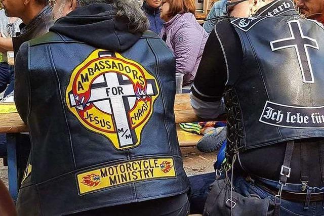Christliche Biker laden Senioren und Behinderte zum Motorradausflug