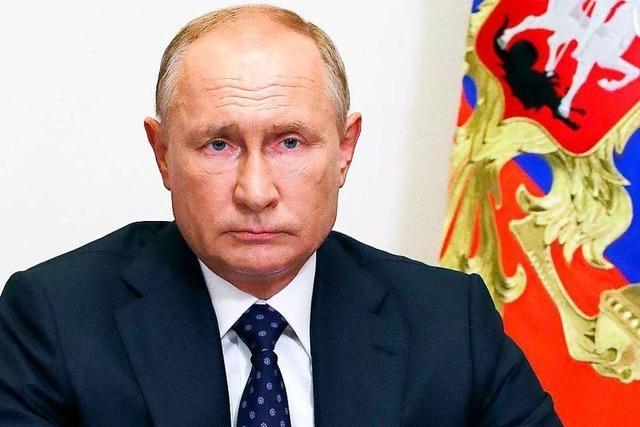 Kreml hält Truppen für Belarus bereit