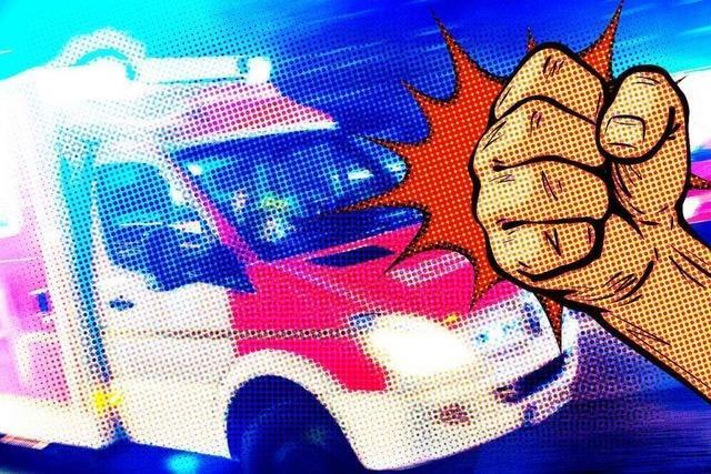 Mehr Angriffe auf Rettungskräfte – Rotes Kreuz fordert Konsequenzen