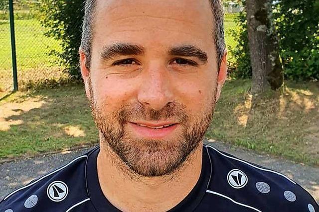 Thomas Scherzinger will mit dem FC Wallbach