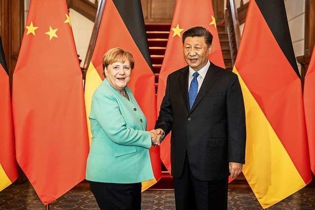 China muss auf Kuschelkurs mit der EU gehen