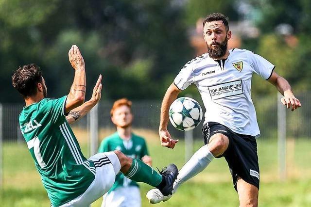 Arianit Metaj: Aus der Kreisliga C zur Stammkraft in der Landesliga