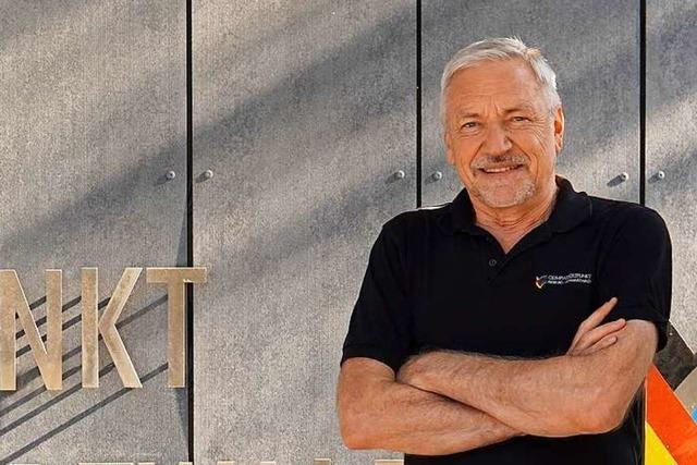 32 Jahre Leiter des Olympiastützpunkts – Hans-Ulrich Wiedmann geht in den Ruhestand