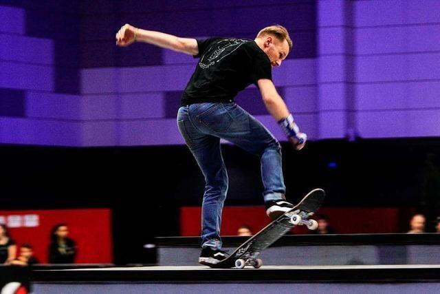 Jugendkultur ist mehr als Skaten