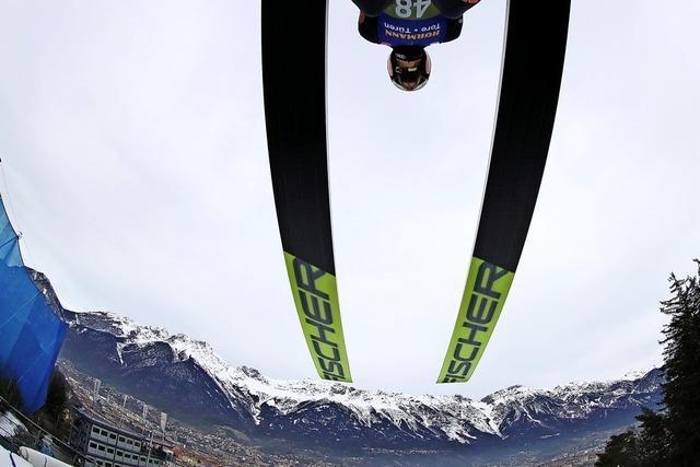 Wie Funktionäre die Skisprung-Weitenjagd beschneiden