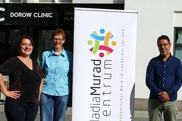 Gruppentherapien im Nadia-Murad-Zentrum in Lörrach starten wieder