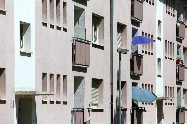 Laut der Stadt hat die Hälfte der Lahrer Anspruch auf Sozialmietwohnungen