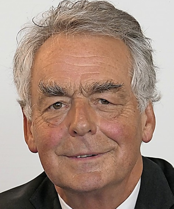 Vorstandsvorsitzender Erhard Stoll  | Foto: Hans-Peter Müller